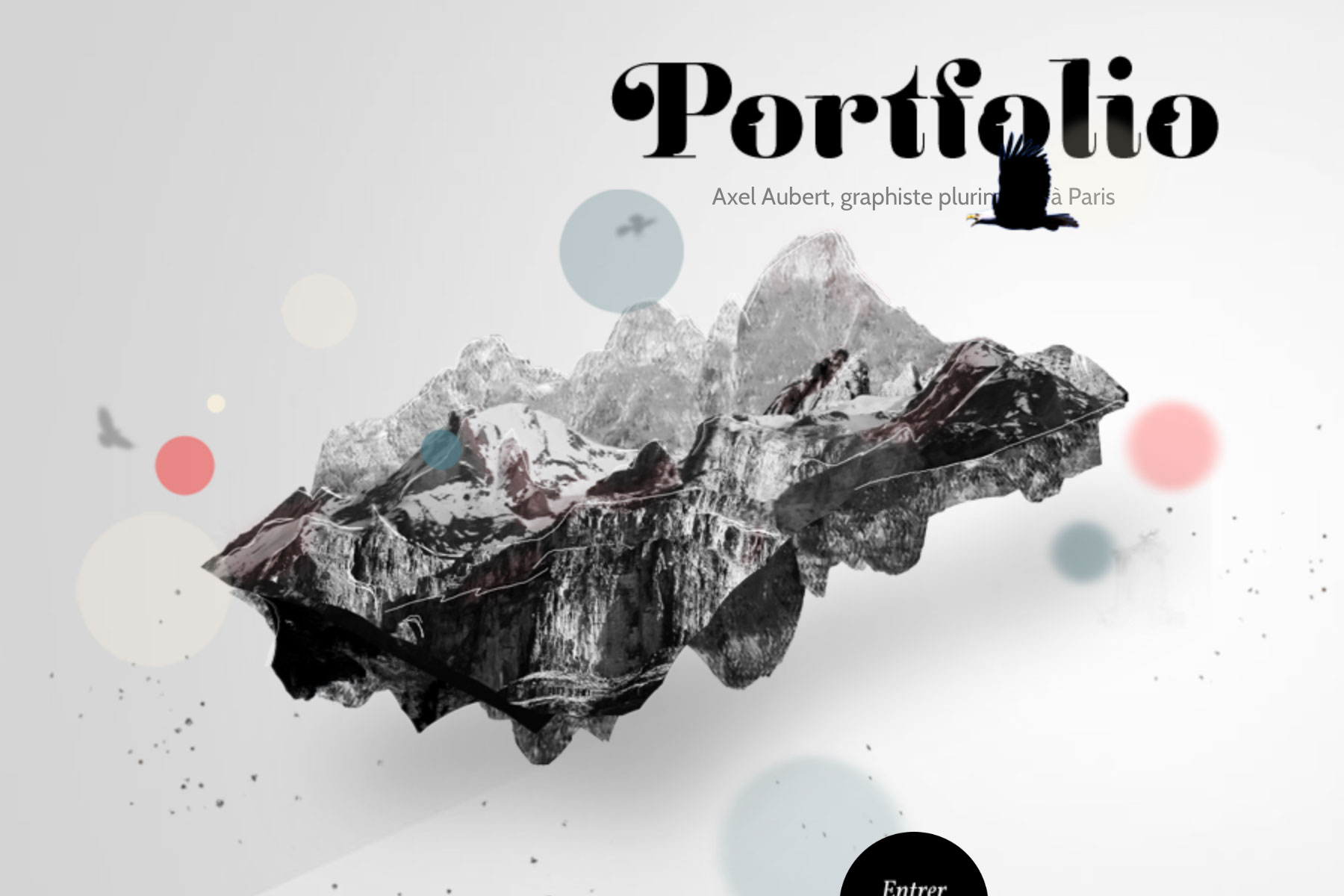 Good 10 Exceptional Graphic Designer Portfolio Sites