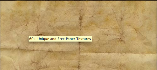 Old Background Paper Texture